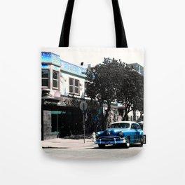 San Francisco Car Tote Bag