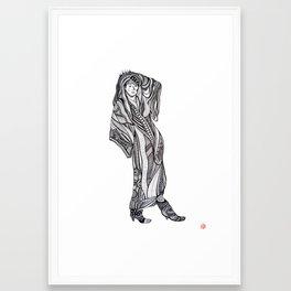 Komakai No.1 Framed Art Print
