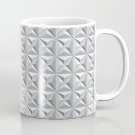 Geotex Grey Coffee Mug