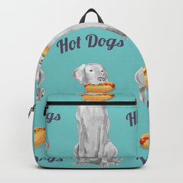 HOT DOGS Backpack