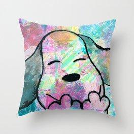 Puppy Love Throw Pillow