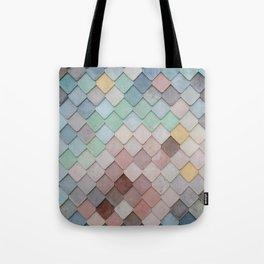 Urban Mosaic Tote Bag