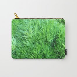Dianthus Green Trick Carry-All Pouch