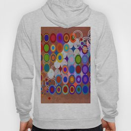 Abstract Composition 427 Hoody