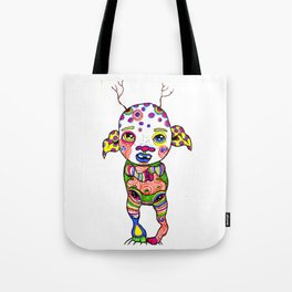 Marked Tote Bag
