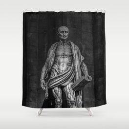 Marco from Agrate made me... Shower Curtain