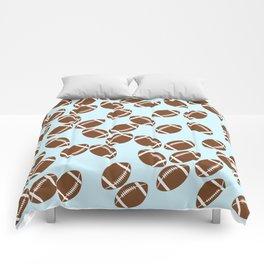 Cute Football Comforters