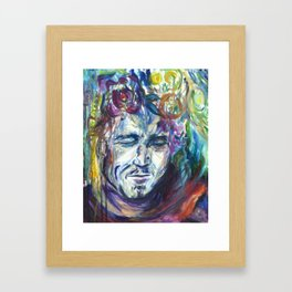 Requiem for Heath Framed Art Print