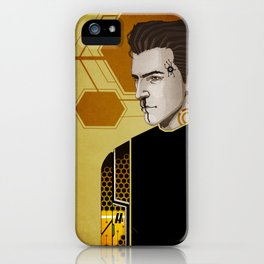 Hyperion Poster Boy iPhone Case
