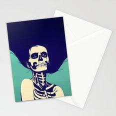 Día de las Muertas Stationery Cards