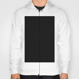 Simply Black - Mix and Match with Simplicity of Life Hoody