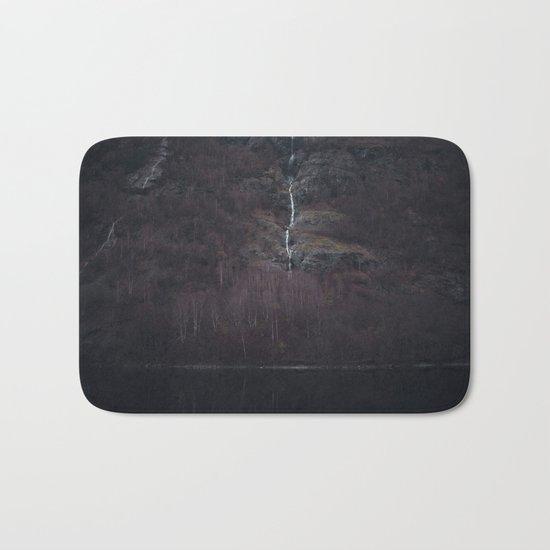 Purple forest Bath Mat