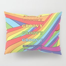 Extra Groovy Pillow Sham