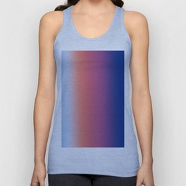 Ombre Clouds 1 Unisex Tank Top