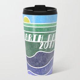 Earth Day 2017 Travel Mug