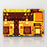 african iPad Cases featuring African feel by clemm