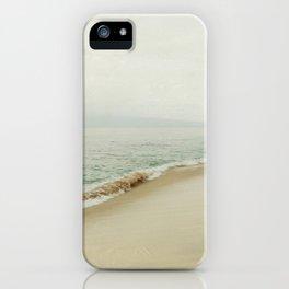 Kaanapali Alii Kahekili Nui Ahumanu Beach Maui Hawaii iPhone Case