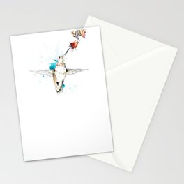 Hum Stationery Cards