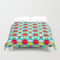 fancy Duvet Covers featuring Fancy by AZRI AHMAD