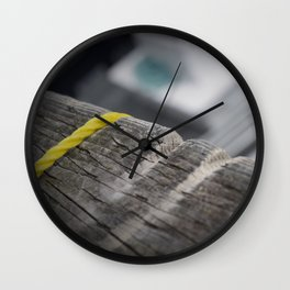 Rope Burns  Wall Clock