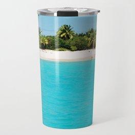 virgin island Travel Mug