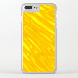 Abstract RT Clear iPhone Case