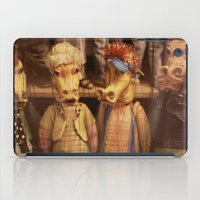 dragons iPad Cases featuring DRAGONS by Logram