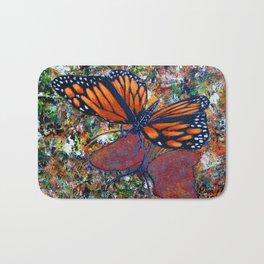 Butterfly-7 Bath Mat
