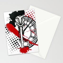 Timekeeper Stationery Cards