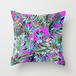 Isle of Sublime Throw Pillow