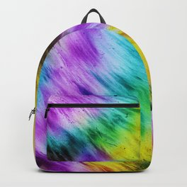 Rainbow furs Backpack