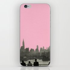 New York Nights iPhone & iPod Skin