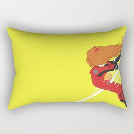 END of ASUKA Rectangular Pillow