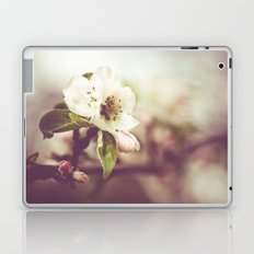 Lonely blossom Laptop & iPad Skin