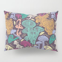 Delicious Autumn botanical poison Pillow Sham