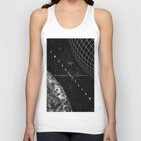 interstellar Tank Tops featuring Interstellar by Amanda Mocci