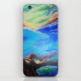Seahorse Nebula iPhone Skin