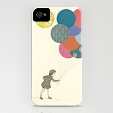 Party Girl iPhone (4, 4s) Slim Case