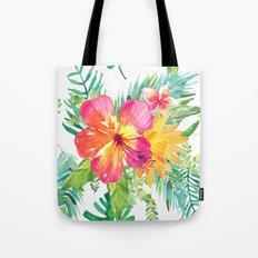 Floral paradise Tote Bag