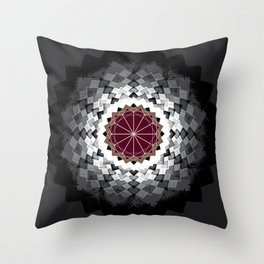 Nexus N°36bis Throw Pillow