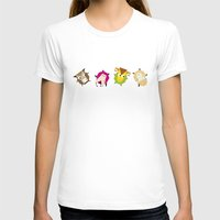 farm T-shirts featuring Rolling farm by Fairytale ink