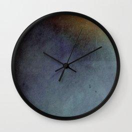 Sun and Sky Wall Clock