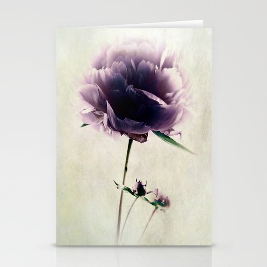 Precious Peaony Stationery Cards
