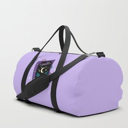 Magical Spellbook Duffle Bag