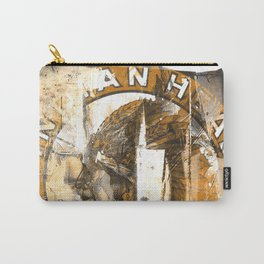 Indian Head - Vintage Beer Carry-All Pouch