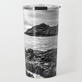 Blowhole Beach Travel Mug