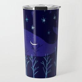 Whale Night Travel Mug