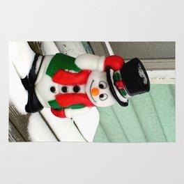 Snowman Rug