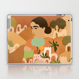 Freedom in Morocco Laptop & iPad Skin
