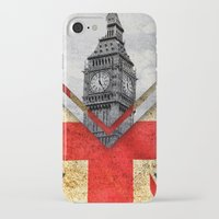 uk iPhone & iPod Cases featuring Flags - UK by Ale Ibanez